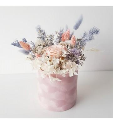 Róża porcelain pink